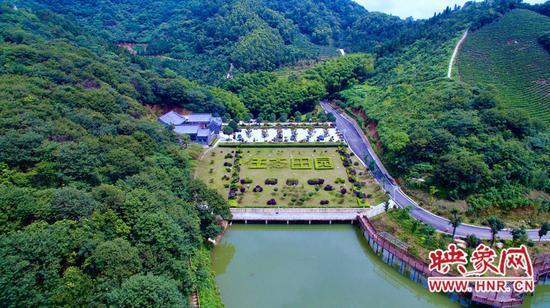 楼畈村大力发展生态田园产业