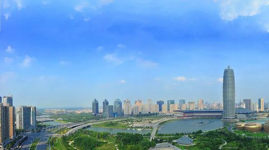1-7月 郑州空气质量退出全国重点城市后20位