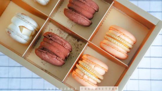 郑州这家圈粉无数的甜品商店贩卖来自甜品的快乐!