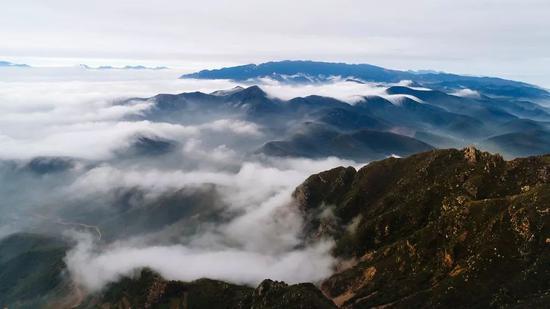 ●伏羲山 摄影:王晓朋