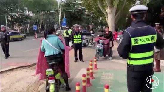 [漯河开查交通陋习