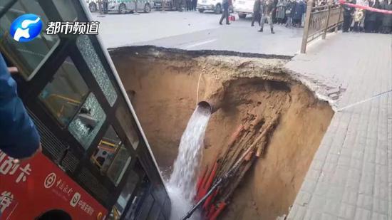西宁公交站坍塌 河南男子爆炸中救出3人 脊柱粉碎性骨折