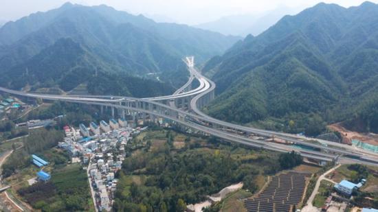 河南:今年三条高速将通车!
