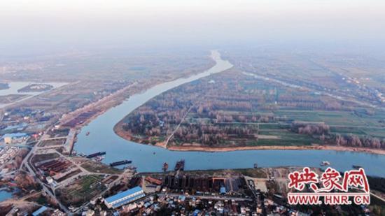 信阳淮滨:做活水文章 凸显水景生态园林美(图)