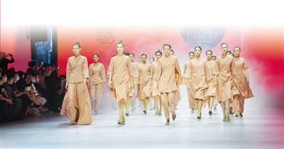 假期可去欣赏2020郑州国际时装周精彩表演