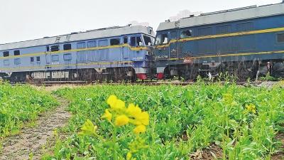 周口欲借废弃铁路打造铁路主题公园