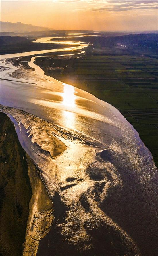 只需一眼便恋恋不忘!你没见过的洛阳黄河绝美景色 叹为观止!