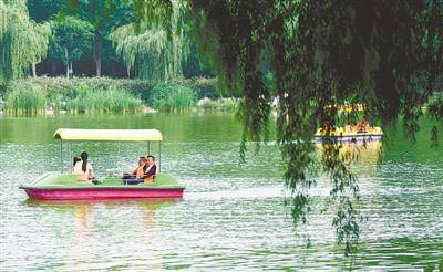 郑州入围2020中国最具幸福感城市