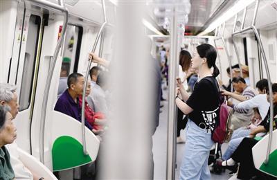 今年开通的地铁五号线
