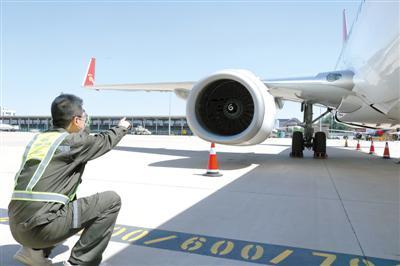 涨知识!郑州机场首次完成波音飞机A检 这意味着什么?