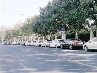 去郑州CBD办事的司机们留意了!千万不要等闲停车
