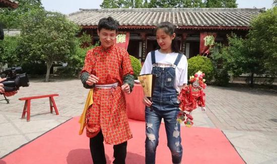 汉文化璀璨绽放,传统民俗体验