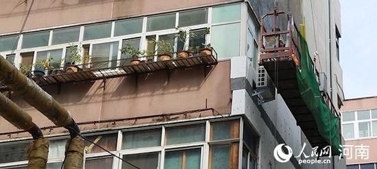 了解郑州老旧小区第一步:从保温墙开始