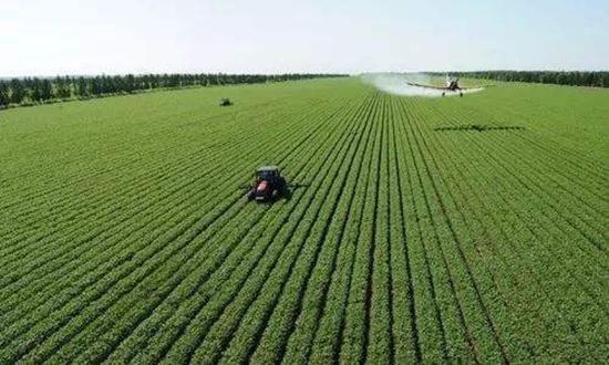 2020年四川将建设380万亩高标准农田
