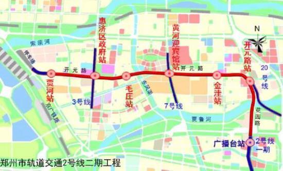 中国城市地铁排名出炉 33城迈入地铁时代 郑州排名第十