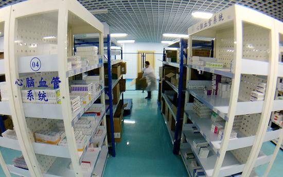 郑州公立医院全部取消药品和医用耗材加成 年省近亿元