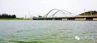 湿地公园面积627h㎡;湿地类型:河流;所在地:长葛县。