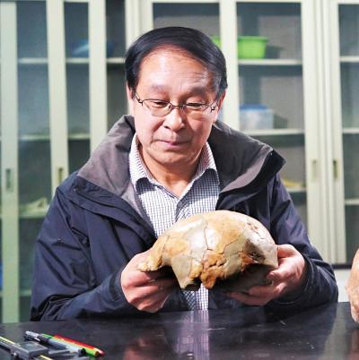 pk10直播网:许昌人考古跻身中国科学十大进展 正改写人类起源历史