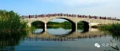 湿地公园面积273h㎡;湿地类型:河流;所在地:虞城县。
