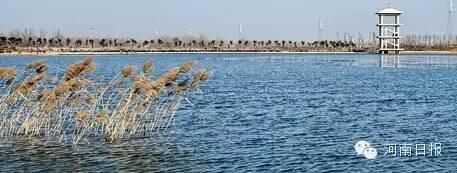 湿地公园面积1,407h㎡;湿地类型:河流;所在地:台前。