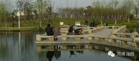 湿地公园面积1,155h㎡;湿地类型:河流;所在地:项城。