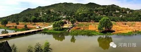 湿地公园面积646h㎡;湿地类型:河流;所在地:安阳。
