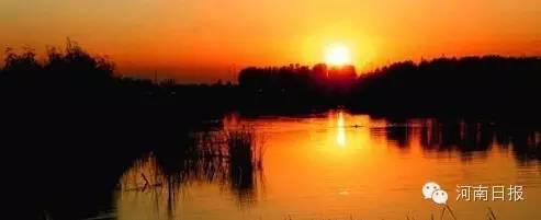 湿地公园面积667.3h㎡;湿地类型:河流。