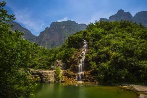 大发点评:云台山景色优美,有山有水,周末两天的时间可以玩的很好~