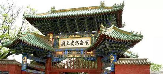 景区地址:河南省汤阴县城内岳庙街86号
