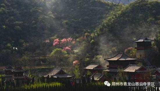 景区名称:青龙山慈云寺