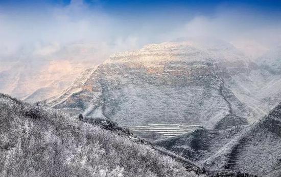 图片来源:青天河风景区官方微信