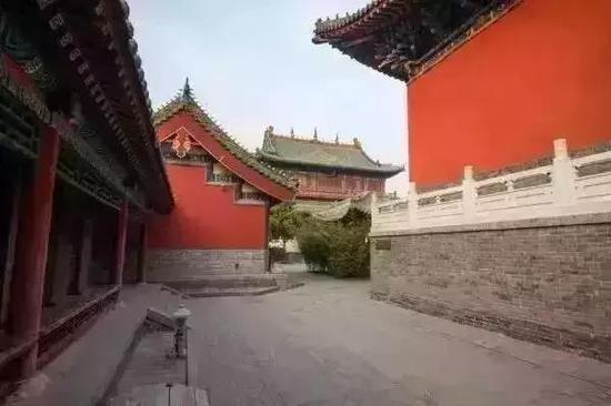 """在过去,文庙是很多城市的""""标配""""。"""