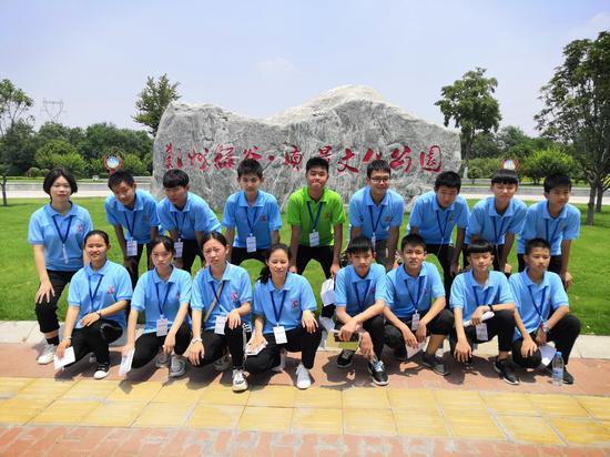 寻访贾鲁河 发现研学旅行的价值—郑州高新区八一中学研学课程纪实