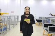 """河南机电职业学院张黎燕:""""智能工厂建到哪 人才培养跟到哪"""""""