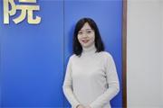 河南信息统计职业学院朱姝:专业设置成立69年 培养多重技能型人才