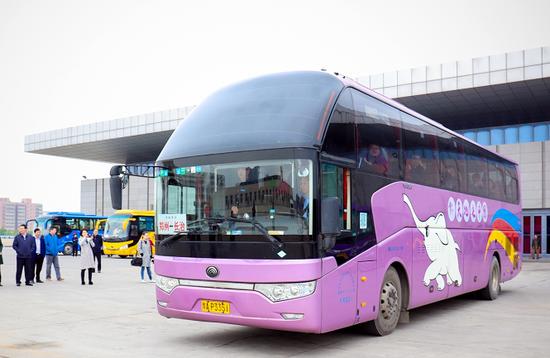 郑州明起全面恢复省际客运 4月8日恢复进出武汉的省际客运