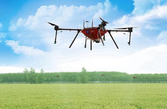 形成了全国最大的无人机产业集群