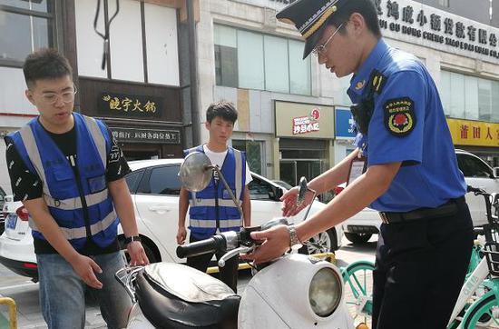 河南将进一步加强全省城市管理执法服务工作 执法过程要全程留