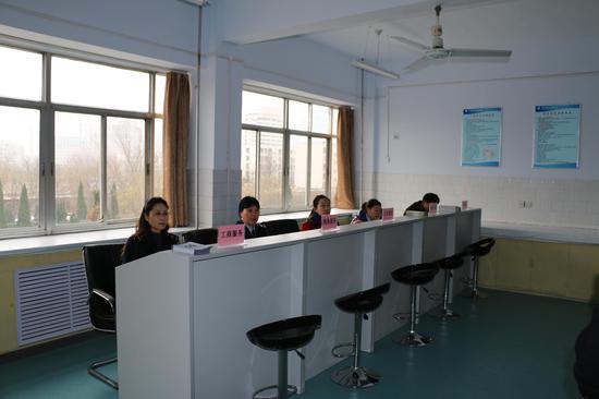 创业园一站式服务大厅图片