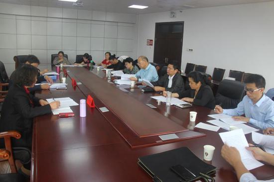 九三学社鹤壁市委会工作受到九三学社河南省委专项调研督导组的肯定