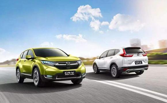 本田再出新款SUV 有月销过万的潜质