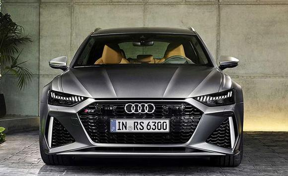奥迪新款RS 6 Avant官图发布