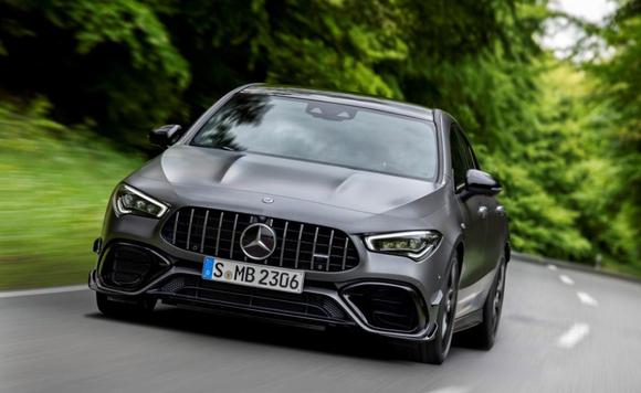戴姆勒CEO确认正研发纯电动奔驰AMG车型