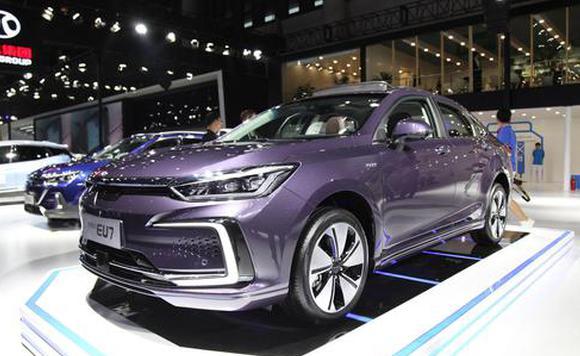 北京汽车EU7正式上市 补贴后15.99万起