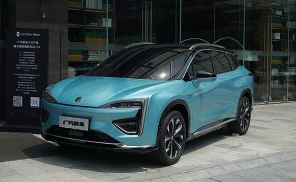 年底发布 合创首款SUV NEDC续航650km