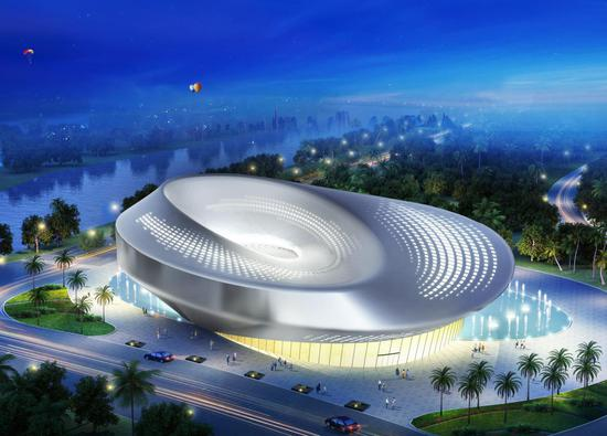 郑开恒大文化旅游城城市展厅盛大开放