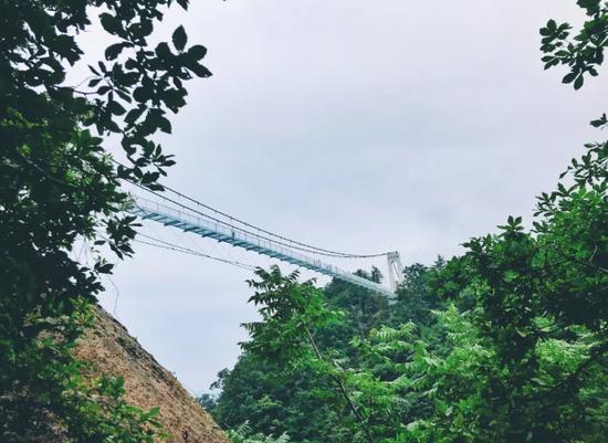 两千米的玻璃悬空桥,你敢体验吗