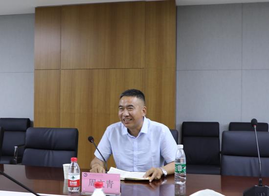 林州建筑职业技术学院召开监事会主席入职见面会