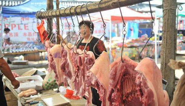 郑州猪肉价格连降16周