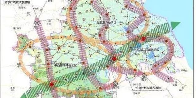 河南7个市(县)加入国家级经济带 迎来重大发展机遇
